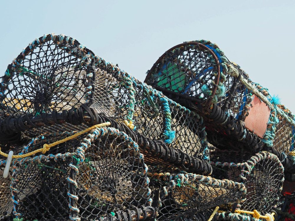 lobster-pots
