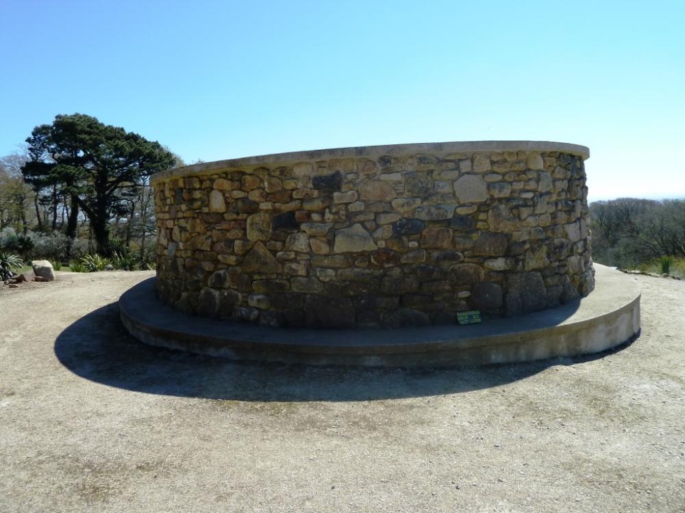 Elliptical dome