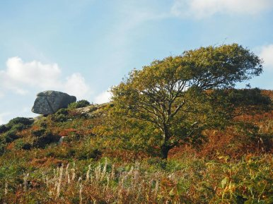 Trencrom Hill