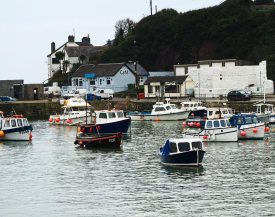 Harbour and Lime Kiln Porthleven