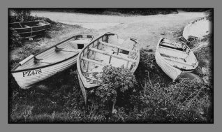 Boats at Priest's Cove