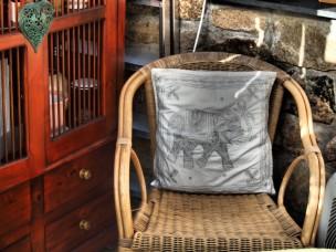 Indian cushion