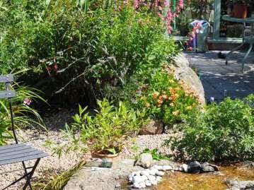 Gravel garden