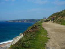 Coastal Path to Porthleven