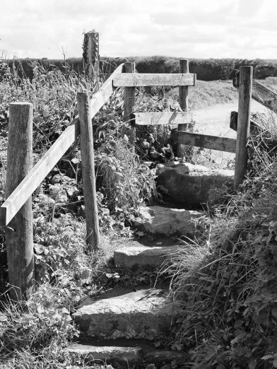 The other stone stile