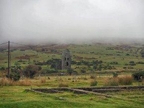 Old mine ruins