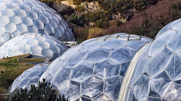 Eden Project: the tropicalbiome