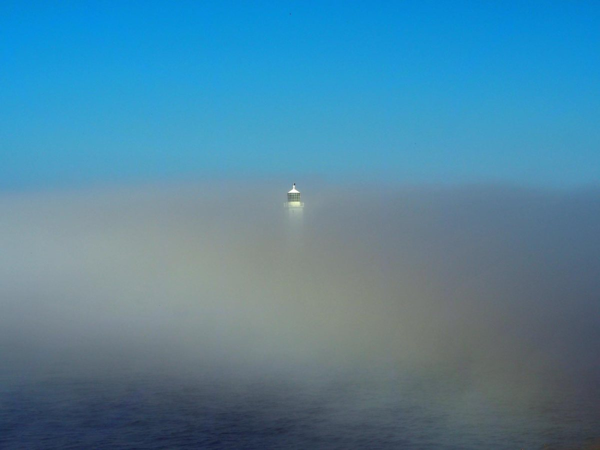 the case of the disappearing lighthouse