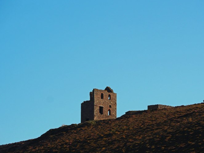 Wheal Coates Stamp and Whim Engine House