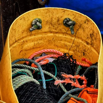 Fishing Bucket
